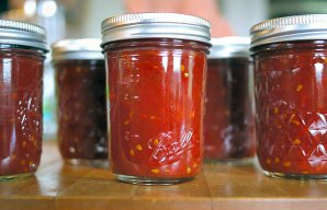Portuguese Tomato Jam Recipe
