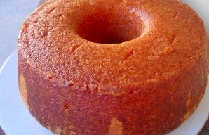 Portuguese Walnut & Coffee Cake Recipe