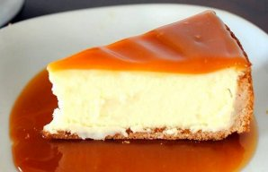 Portuguese Caramel Cheesecake Recipe