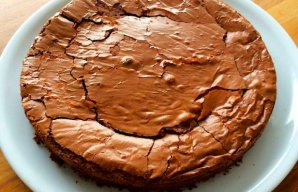 Portuguese Creamy Chocolate Cake Recipe
