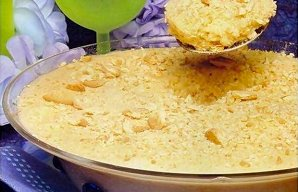 Portuguese Maria Biscuits Mousse Recipe