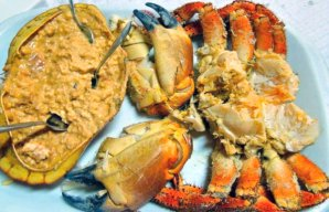 Portuguese Stuffed Crab Recipe