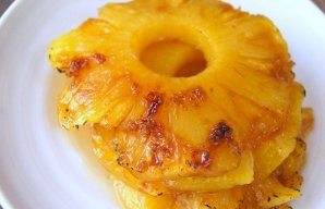 Azorean Caramelized Pineapple Recipe