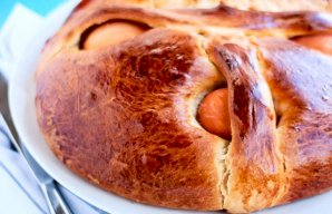 Portuguese Easter Bread Recipe