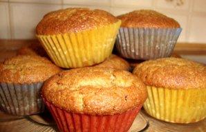 Portuguese Cinnamon Cupcakes Recipe