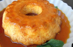 Portuguese Pudding for Easter Recipe