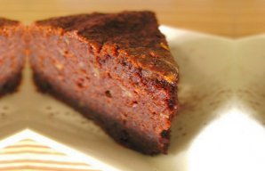 Portuguese Chestnut Cake Recipe