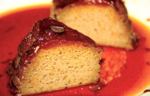 Portuguese Coffee Pudding Recipe