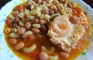 Portuguese Home Style Chicken Soup Recipe