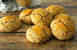 Portuguese Olive Oil & Lemon Cookies Recipe