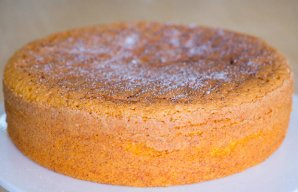 Portuguese Orange & Butter Cake Recipe