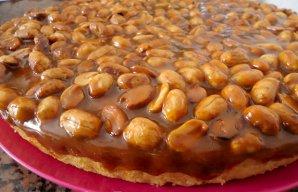 Portuguese Peanut Tart Recipe