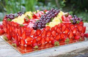 Portuguese Summer Cake Recipe