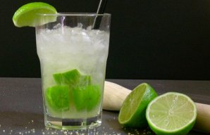 Brazilian Caipirinha Drink Recipe