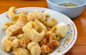 Portuguese Pork Rinds (Torresmos) Recipe