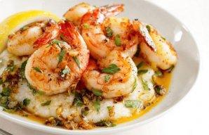 Portuguese Roasted Shrimp with Garlic Recipe