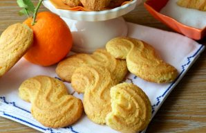 Portuguese Orange Biscuits Recipe
