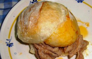 Porto Style Bifanas (Pork Cutlets) Recipe