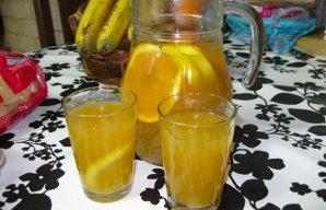 Peaches Iced Tea Recipe