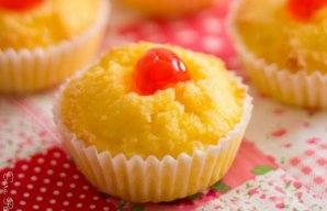 Portuguese Coconut Cupcakes Recipe