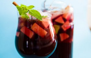 Portuguese Red Wine Sangria Recipe