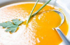 Portuguese Pumpkin Soup Recipe
