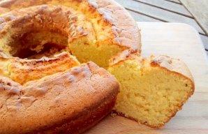 Portuguese Cream Cake Recipe