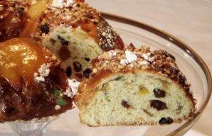 Portuguese King Cake (Bolo Rei) Recipe