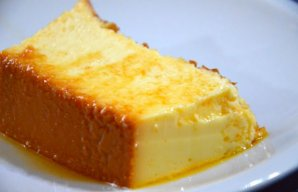 Portuguese Pineapple Pudding Recipe