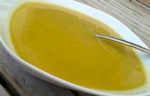 Portuguese Cream of Green Bean Soup Recipe