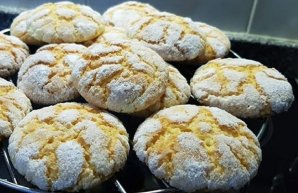 Portuguese Lemon Cookies (Broinhas) Recipe