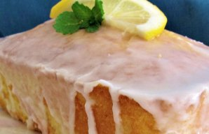 Lemon & Coconut Loaf Recipe