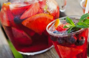 Portuguese Port Wine Sangria Recipe