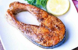 Portuguese Salmon with Lemon Juice Recipe