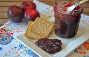 Portuguese Red Plum Jam Recipe