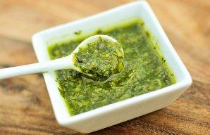 Portuguese Salsa Verde (Green Sauce) Recipe