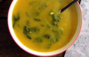 Liz's Portuguese Watercress Soup Recipe