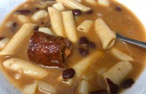 Paula's Portuguese Sour Soup Recipe