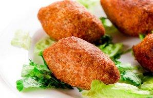 Portuguese Beef Croquettes Recipe