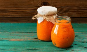 Portuguese Pumpkin Jam Recipe