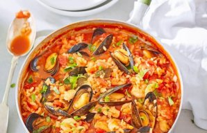 Portuguese Style fish stew Recipe