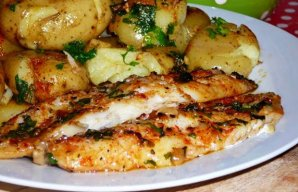 Nanda's Portuguese Baked Fish Fillets Recipe