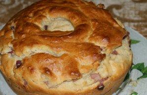 Portuguese Meat Cake Recipe