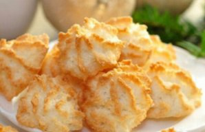 Portuguese Coconut Cookies Recipe