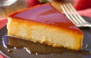 Portuguese Meringue Pudding Recipe