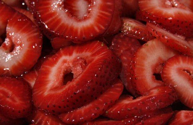 Portuguese Strawberries in Port Recipe