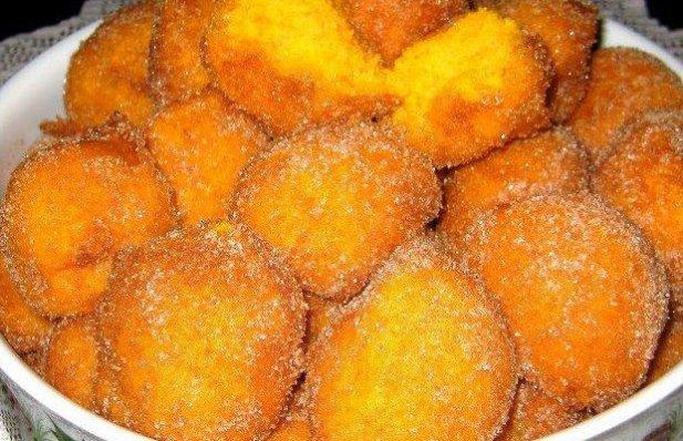 Portuguese Carrot Dreams Recipe