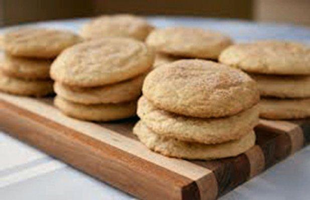 Portuguese Butter Cookies Recipe