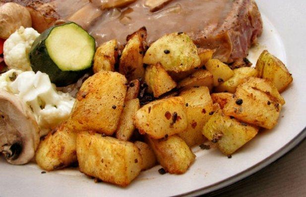 Portuguese Sauteed Potatoes Recipe