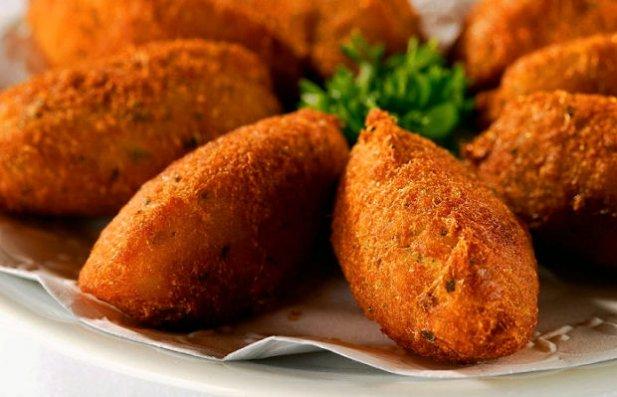 Portuguese Cod Fritters Recipe
